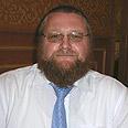 Rabbi Shlomo Zelig Avrasin Photo courtesy of Shavei Israel