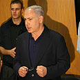 PM Netanyahu. Asked for foreign aid Photo: Shai Vaknin