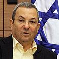 Ehud Barak Photo: Gil Yohanan