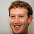 Facebook founder Mark Zuckerberg Photo: AFP