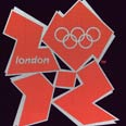 London 2012 Logo Photo: Getty Images Bank