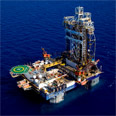 Offshore Leviathan gas field Photo: Albatross