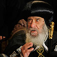 Patriarch Shenouda III Photo: Reuters