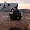 Kfir Brigade training session PhotoL Roee Idan
