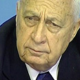 Ariel Sharon (archives) Photo courtesy of Channel 10