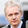 Julian Assange Photo:Reuters