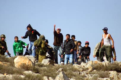 Photo: Samaria and Binyamin Settler Commitee