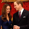 Prince William and Kate Middleton Photo: AP