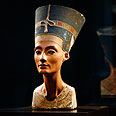 Nefertiti bust. Landmark new exhibition in Berlin Photo: Reuters