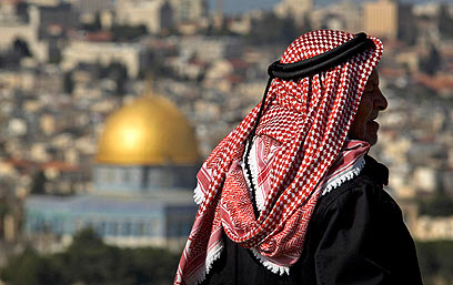 Arabs removing any trace of Jewish history? (Photo: AP)
