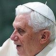 Pope Benedict XVI Photo: Reuters