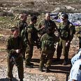 Soldiers in Gush Etzion (Archives)