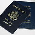 Israeli, US passports. Illustration Photo: Shutterstock