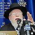 Rabbi Dov Lior Photo: Noam Moscowitz