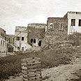 B. Near grave of Rabbi Meir Baal Hanes (hot springs of Tiberias)