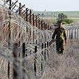 Gaza border (archives) Photo: AP