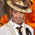 Galliano. 'I have learned so much about myself' Photo: Reuters