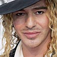 Galliano. Addiction issues Photo: AFP