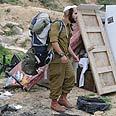 Havat Gilad after razing Photo: Gur Dotan