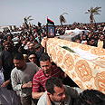 Over 50,000 dead in Libya Photo: AP