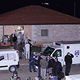 Scene of Fogel family murders (archives) Photo: Ido Erez