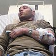 Palestinian attacked in 'price tag' action Photo: Iad Hadad, B'Tselem