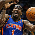 Amare. 'Who's with me?' Photo: AP