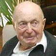 Moshe Landau. Retired at age of 70 Photo: Dan Balilti