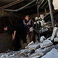Gaza building after IDF strike (archives) Photo: EPA