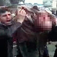 Violent clashes in Syria Photo: Reuters