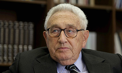 Henry Kissinger in 2008 (Photo: Alex Kolomyski)