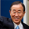Ban Ki-moon. 'Target date fast approaching' Photo: EPA