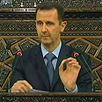 Syria's troubled president: Bashar Assad Photo: AFP