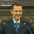 Bashar Assad Photo: AFP