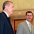 Erdogan and Assad on better days (archive) Photo: EPA