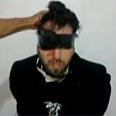 Vittorio Arrigoni after abduction