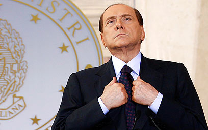 Italian Prime Minster Silvio Berlusconi (Photo: Reuters)