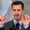 Assad Photo: EPA