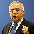 Salam Fayyad Photo: Noam Moskowitz