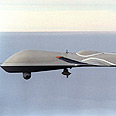 US drone (archives) Photo: AFP
