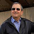 Defense Minister Ehud Barak Photo: Tsafrir Abayov