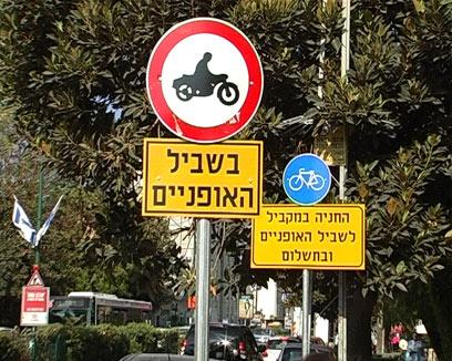 אפשר לרכוב כאן? (צילום: יהונתן צור)