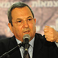 Ehud Barak Photo: Yaron Brener