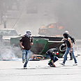 &#39;Nakba&#39; riot in Jerusalem Photo: Noam Moskowitz