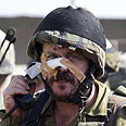 Golan Brigade Commander Colonel Eshkol Shukrun Photo: Reuters