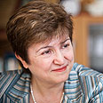 Georgieva. &#39;Comissioner of the year&#39; Photo: Noam Moskowitz