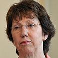 Catherine Ashton Photo: AFP