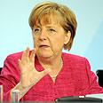 German Chancellor Angela Merkel Photo: EPA
