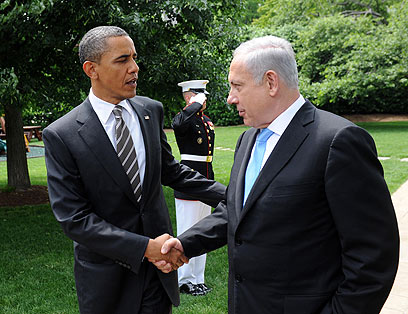 No early warning? Netanyahu, Obama (Photo: GPO)