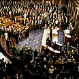 PM's speech at US Congress. Standing ovation Photo: Reuters